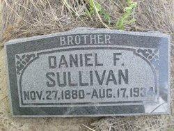 Daniel F Sullivan