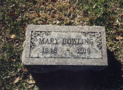 Mary <I>Gordon</I> Boling