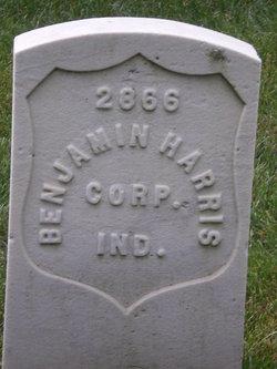 """Benjamin """"Benj"""" Harris"""