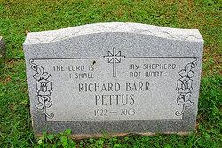 Richard Barr Pettus
