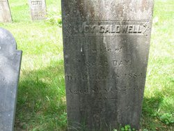 Lucy <I>Caldwell</I> Day