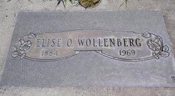 Elise O. <I>Ott</I> Wollenberg