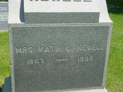 Mrs Katie C <I>Shields</I> Newell