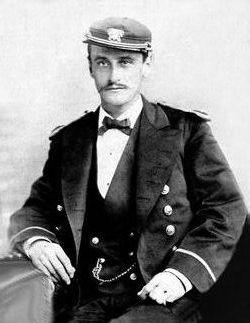 Capt Isaac Stockton Keith Reeves