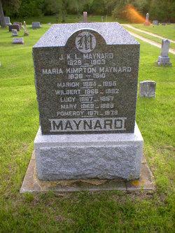 Marion Maynard