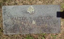 Sgt Walter Vestal Deyton