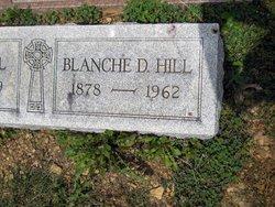 Blanche Daisy <I>Moler</I> Hill