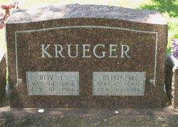 Ruth <I>Snyder</I> Krueger