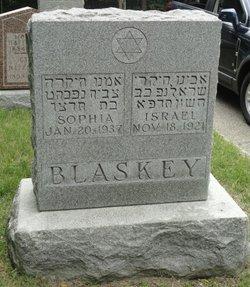 Israel Blaskey