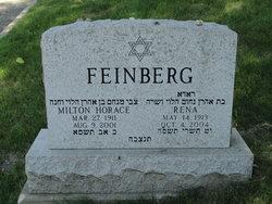 Milton Horace Feinberg