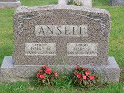Mary R <I>Shultz</I> Ansell