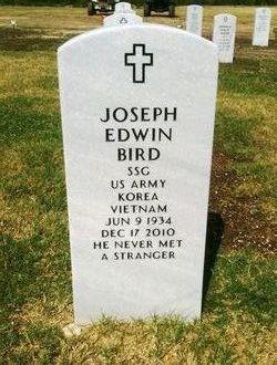 Sgt Joseph E. Bird
