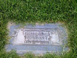 Flonnie Enola <I>Campbell</I> Flanary