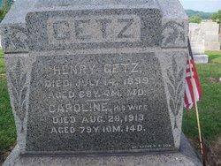 Henry Getz