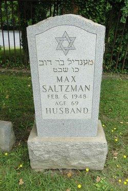Max Saltzman