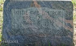 Kittie Mae Enstrom