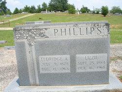 "Eldridge Allen ""EA or Edge"" Phillips"