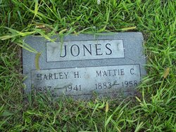 Mattie <I>Graham</I> Jones