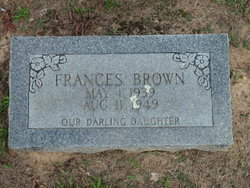 Frances Brown