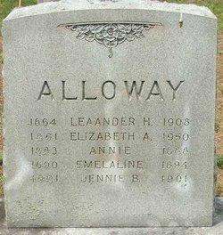 Leaander H Alloway