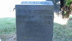 John W. Councill
