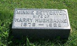 Minnie Mae <I>Betterton</I> Hughbanks