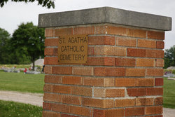 Saint Agatha Catholic Cemetery