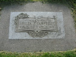 Helen <I>Perry</I> Campbell