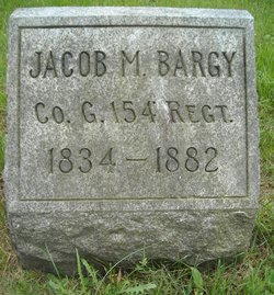 Jacob Michael Bargy