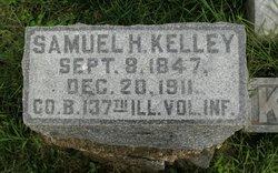Samuel Harrison Kelley