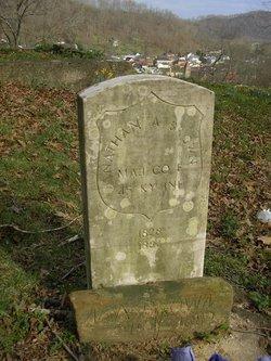 Maj Nathan Asbury Brown