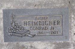 Conrad Heimbigner, Jr.