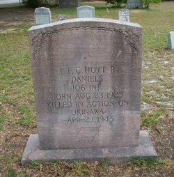 PFC Hoyt R. Daniels