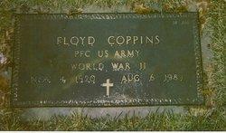 """Raymond Floyd """"Bud"""" Coppins"""