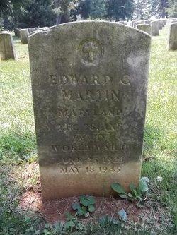 PFC Edward G Martin
