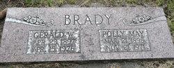 Polly May <I>Turner</I> Brady