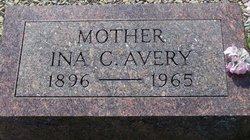 Ina C. <I>Metcalf</I> Avery