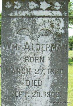 William Alderman