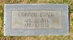 Corinne Fonde