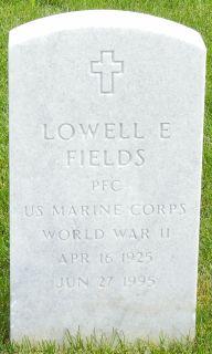 Lowell Eugene Fields
