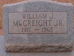 William J. McCreight, Jr