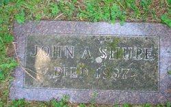 John A Shupe