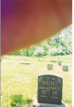 Ida A. <I>Doom</I> Hunt