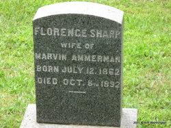 Florence <I>Sharp</I> Ammerman