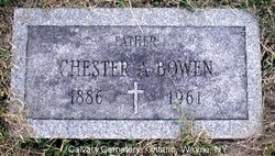 Chester A Bowen