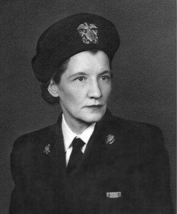 LCDR Margaret Winterstein Barnes