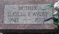 Lucille F. <I>Birk</I> Avery