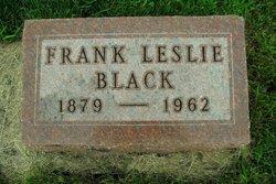 Frank Leslie Black