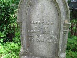 Clarissa <I>Smith</I> Caldwell