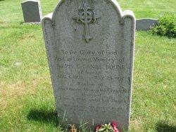 Rev Carman Daniel Boone